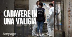 """Cadavere in una valigia a Roma, vicini: """"Litigavano sempre, da stamattina odore fortissimo"""""""