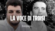 """Massimo Troisi rivive nella voce di Emanuele: """"In ognuno di noi c'è un po' di Massimo"""""""
