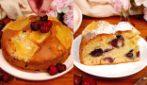 Torta cremosa alle ciliegie: il suo gusto delicato ti sorprenderà!