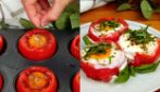 Stuffed tomatoes: a fresh and original idea!