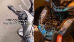 Scoperta da brividi nel motorino: ci trova un serpente che non ne vuole sapere di staccarsi