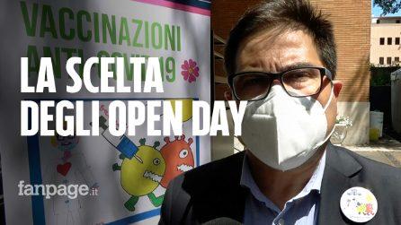 """D'Amato: """"Su open day Astrazenca abbiamo seguito indicazioni Cts"""""""