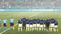 Gol, tifosi e spettacolo: a Roma la prima dell'Italia a Euro 2020