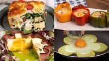 4 idee con le uova per una cena facile e sfiziosa!