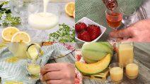 4 ricette per preparare dei liquori golosi a casa!