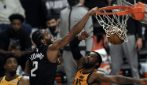 LA Clippers-Utah 118-104, super Mitchel non basta: Leonard e George battono i Jazz