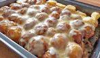 Potato and pork casserole: the tasty and original idea for your meal