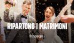 Da oggi ripartono i matrimoni con il Green Pass: ecco tutte le regole da rispettare