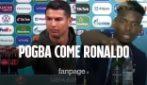Paul Pogba come Cristiano Ronaldo, sposta le bottiglie in conferenza: questa volta è birra