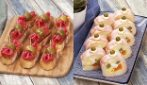 Tasty appetizers: 2 incredible ideas ready in no time!