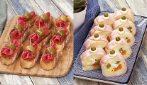 2 idee per degli stuzzichini per aperitivi freschi e sfiziosi!