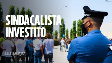 """Novara, sindacalista ucciso da un camionista: """"Tutti gridavano di fermarsi, lui ha tirato dritto"""""""