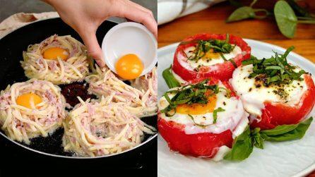 3 ricette eccezionali con le uova da preparare in poco tempo!