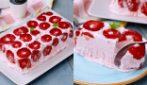 Strawberry ice cream cake: the fresh dessert to try right now!