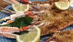 Scampi gratinati al forno: la ricetta del secondo piatto saporito