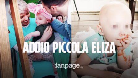 ÈmortalapiccolaEliza,la bimba di 2 anni che condivideva la sua lotta contro il cancrosu TikTok