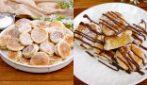 Banana pancakes bites: la ricetta golosa e facile da preparare!