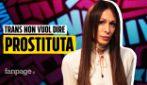 """L'attrice Cristina Bugatty: """"Le donne trans non sono ancora legittimate come persone normali"""""""