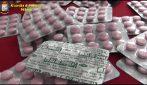 Sequestrati oltre 12mila farmaci illegali: anche compresse di Kamagra, l'equivalente del Viagra