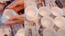 Come riciclare i vasetti dello yogurt in maniera utile