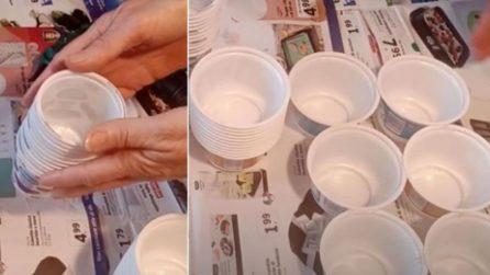 How to reuse yogurt jars in a very useful way