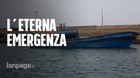 Migranti a Lampedusa, riprendono gli sbarchi ma l'isola non è fatta per l'accoglienza