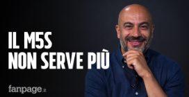"""Scontro tra Grillo e Conte, per Paragone """"il problema è che il Paese non ha più bisogno del M5s"""""""