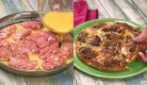 Bread and meat omelette: delicious and easy to prepare!