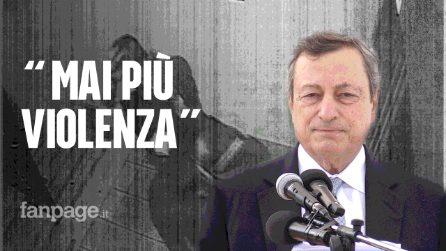 "Violenze nel carcere di Santa Maria. Draghi e Cartabia: ""Mai più immagini simili"""