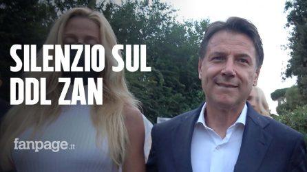 """Conte non prende posizione per il ddl Zan. Su Grillo: """"Ci vedremo presto"""""""