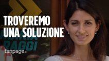 """M5S, Raggi: """"Conte e Grillo persone serie e mature, troveranno una soluzione"""""""