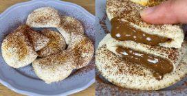 Ravioli al cioccolato: lo snack goloso pronto in 5 minuti!