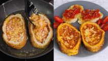 Bread toast: you must try these 2 versions!