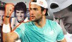 Un italiano nell'Olimpo dei campioni del tennis: la storia di Matteo Berrettini