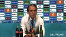 Europei, Mancini: felici per gli italiani, se lo meritavano
