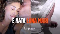 Belen Rodriguez ha partorito, è nata Luna Mari Spinalbese: l'annuncio su Instagram