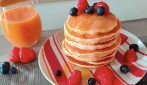 Pancakes fatti in casa: la ricetta per averli soffici e golosi