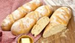 Homemade baguette: crunchy and fragrant!