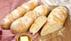 Baguette fatte in casa: profumate e dalla crosta croccante!
