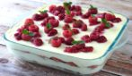 Raspberry tiramisù: the alternative and delicious recipe