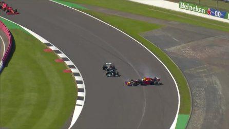 Formula 1: Hamilton-Verstappen, una rivalità forte e cruda