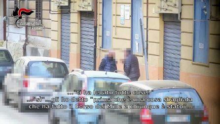 Operazione antimafia a Palermo, boss imponevano il pizzo a tutti: 16 arresti