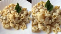 Pasta fredda con formaggio cremoso e tonno: il primo piatto strapitoso