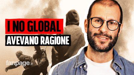 G8 Genova 2001: perché i No Global avevano ragione
