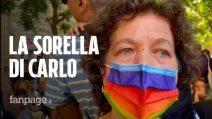 """Il G8 di Genova 20 anni dopo, la sorella di Carlo Giuliani: """"Dobbiamo cambiare il sistema"""""""