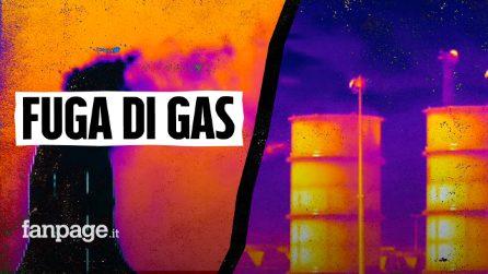 Emissioni incontrollate di metano nell'aria: ecco cosa succede negli impianti di stoccaggio