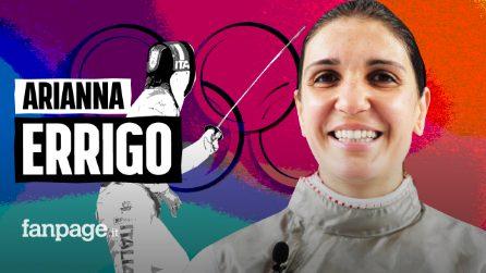 """Arianna Errigo a Fanpage: """"Con la scherma è stato amore a prima vista"""""""