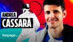 """Andrea Cassarà a Fanpage: """"L'Olimpiade senza pubblico? Come bere una birra analcolica"""""""