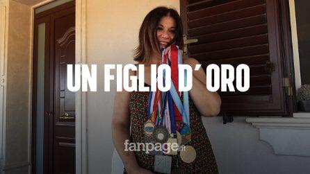 """""""Quanta fatica dentro a queste medaglie"""". L'orgoglio della mamma dell'oro olimpico di Luigi Busà"""