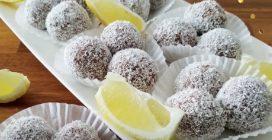 Tartufini cocco e cioccolato: la ricetta veloce e davvero golosa